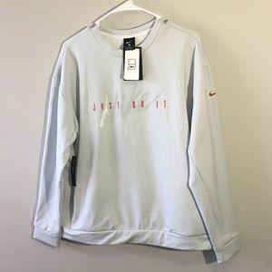 NWT Nike Therma Dri-Fit Women's Sweatshirt Size M